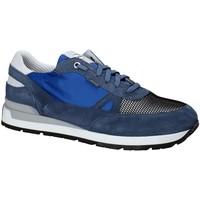 Sko Herre Lave sneakers Exton 993 Blå