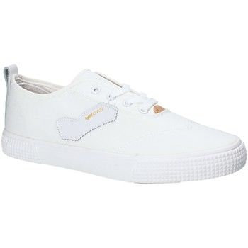 Sko Herre Lave sneakers Gas GAM810111 hvid