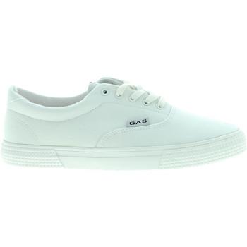 Sko Herre Lave sneakers Gas GAM810161 hvid