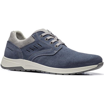 Sko Herre Lave sneakers Stonefly 110790 Blå