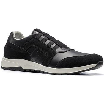 Sko Herre Lave sneakers Stonefly 110791 Sort