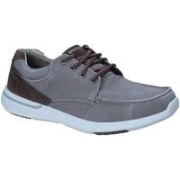 Sko Herre Lave sneakers Skechers 65494 Grå