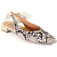 Sko Dame Ballerinaer Grace Shoes 521T043 Beige