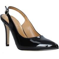 Sko Dame Højhælede sko Grace Shoes 038036 Sort