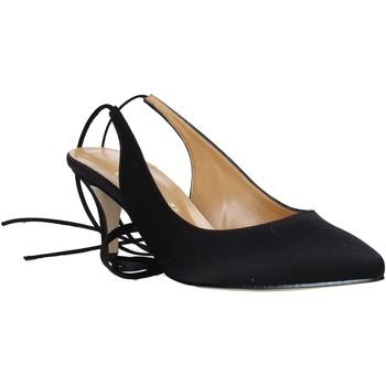 Sko Dame Højhælede sko Grace Shoes 360017 Sort