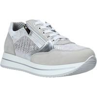 Sko Dame Lave sneakers IgI&CO 5164522 Sølv