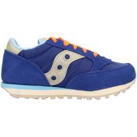 Sko Børn Lave sneakers Saucony SK262476 Blå