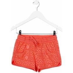 textil Børn Shorts Losan 814-6019AB Orange