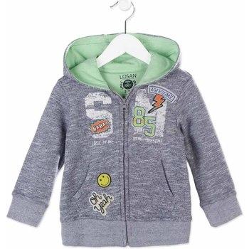 textil Børn Sweatshirts Losan 815-6002AC Blå
