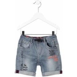 textil Børn Shorts Losan 815-6012AC Grå