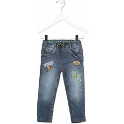 textil Børn Smalle jeans Losan 815-6019AC Grå