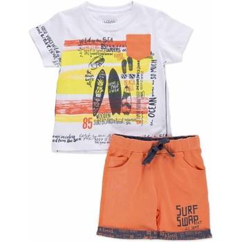 textil Børn Sæt Losan 815-8027AC Grå