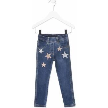 textil Børn Smalle jeans Losan 816-6013AD Blå
