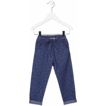 textil Børn Chinos / Gulerodsbukser Losan 816-9010AD Blå