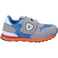 Sko Børn Lave sneakers Beverly Hills Polo Club BH-8017 Grå