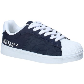 Sko Dreng Lave sneakers Beverly Hills Polo Club BH-2023 Blå