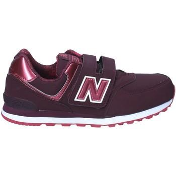 Sko Børn Lave sneakers New Balance NBKV574F2Y Rød