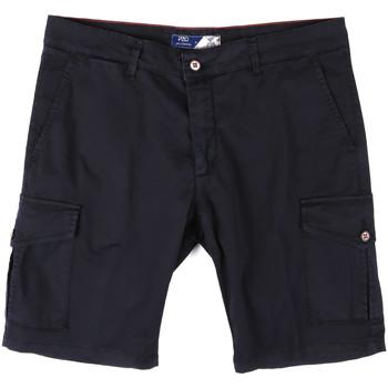 textil Herre Shorts Sei3sei PZV130 81408 Blå