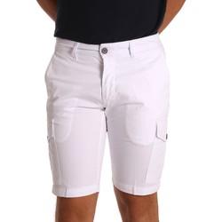 textil Herre Shorts Sei3sei PZV130 81408 hvid
