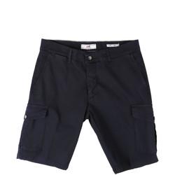 textil Herre Shorts Sei3sei PZV130 8157 Blå