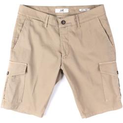 textil Herre Shorts Sei3sei PZV130 8157 Beige