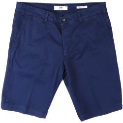 textil Herre Shorts Sei3sei PZV132 8136 Blå