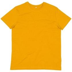 textil Herre T-shirts m. korte ærmer Mantis M01 Mustard
