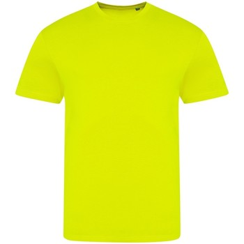 textil T-shirts m. korte ærmer Awdis JT004 Electric Yellow