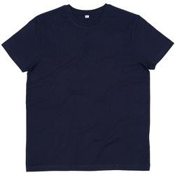 textil Herre T-shirts m. korte ærmer Mantis M01 Navy