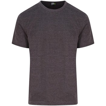 textil Herre T-shirts m. korte ærmer Pro Rtx RX151 Charcoal