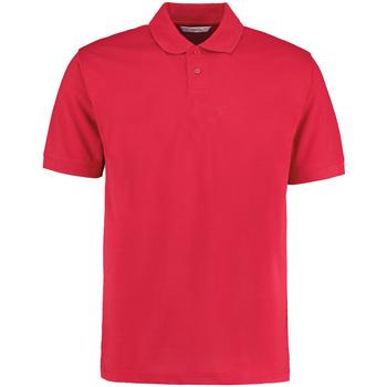 textil Herre Polo-t-shirts m. korte ærmer Kustom Kit KK422 Red