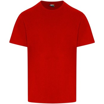 textil Herre T-shirts m. korte ærmer Pro Rtx RX151 Red