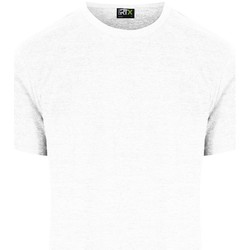 textil Herre T-shirts m. korte ærmer Pro Rtx RX151 White