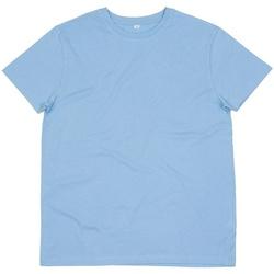 textil Herre T-shirts m. korte ærmer Mantis M01 Sky Blue