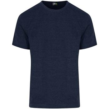 textil Herre T-shirts m. korte ærmer Pro Rtx RX151 Navy