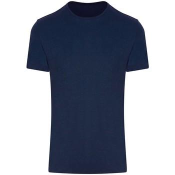 textil T-shirts m. korte ærmer Awdis JC110 Cobalt Navy