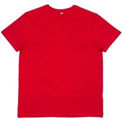 textil Herre T-shirts m. korte ærmer Mantis M01 Red