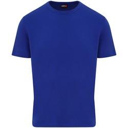 textil Herre T-shirts m. korte ærmer Pro Rtx RX151 Royal Blue