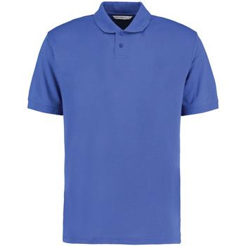 textil Herre Polo-t-shirts m. korte ærmer Kustom Kit KK422 Royal Blue