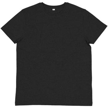 textil Herre T-shirts m. korte ærmer Mantis M01 Charcoal Grey Marl