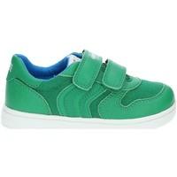 Sko Børn Lave sneakers Geox B822CB 01085 Grøn
