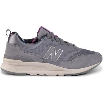 Sko Dame Lave sneakers New Balance NBCW997HXA Grå
