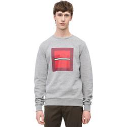 textil Herre Sweatshirts Calvin Klein Jeans K10K102722 Grå