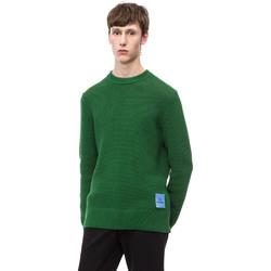 textil Herre Pullovere Calvin Klein Jeans K10K102731 Grøn