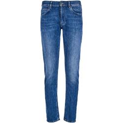 textil Herre Smalle jeans Calvin Klein Jeans K10K102940 Blå