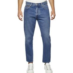 textil Herre Lige jeans Tommy Hilfiger DM0DM05233 Blå