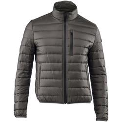 textil Herre Dynejakker Lumberjack CM37822 003 402 Grøn
