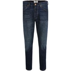 textil Herre Smalle jeans Wrangler W18RRS Blå