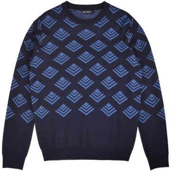 textil Herre Pullovere Antony Morato MMSW00859 YA400006 Blå