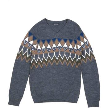 textil Herre Pullovere Antony Morato MMSW00885 YA400006 Grå